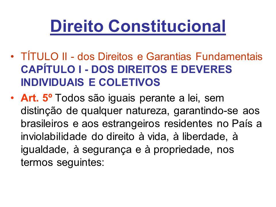 Direito Administrativo - I Impessoalidade: Na Administração Pública, não basta o ato administrativo ser legal, tem de ser, ainda, impessoal.