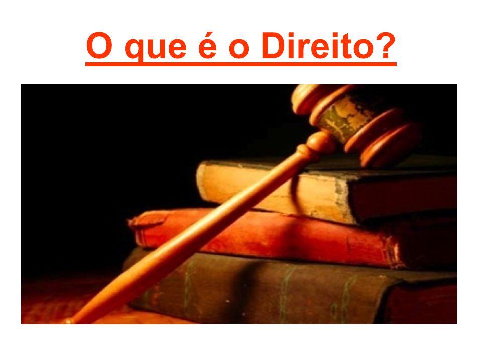 O que é o Direito?