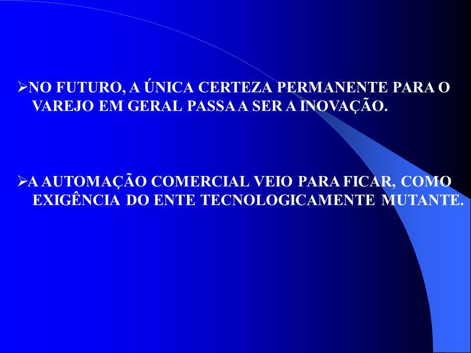 CONSUMIDOR 2000 NOVOS HÁBITOS: REDUÇÃO DA FIDELIDADE DO CONSUMIDOR; MUDANÇAS DE PADRÕES DE COMPRA; AUMENTO DA FREQUÊNCIA DE COMPRA; VALORIZAÇÃO DOS SERVIÇOS DE CONVENIÊNCIA; REDUÇÃO DO NÚMERO DE REFEIÇÕES PREPARADAS EM CASA; DIMINUIÇÃO DO TAMANHO DA FAMÍLIA.