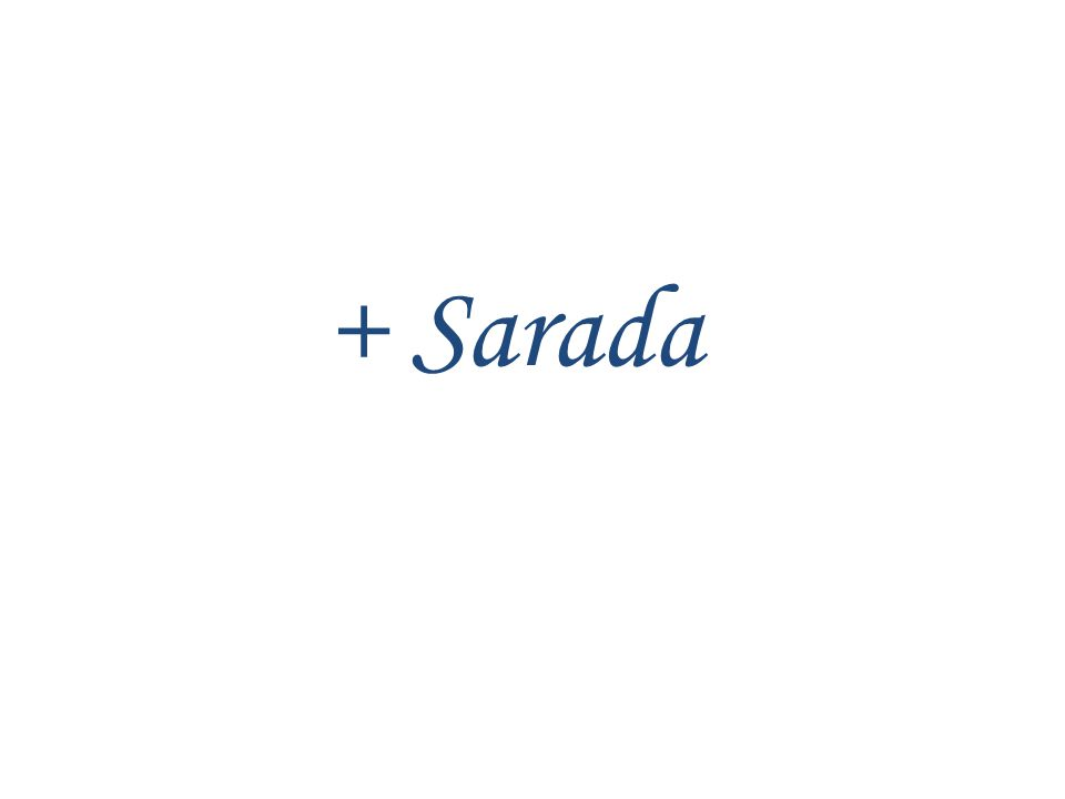 + Sarada