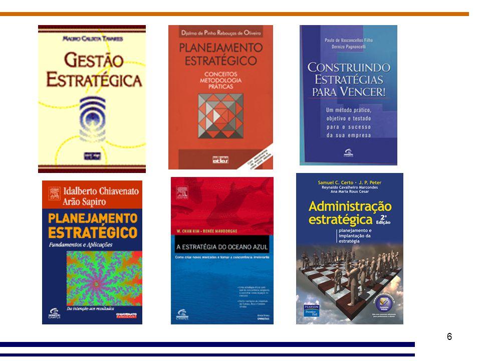 77 INTITUCIONALIZAÇÃO DO PROCESSO Explicitação do processo Adoção de uma linguagem comum Definição da abordagem a ser seguida Definição das etapas da gestão estratégica