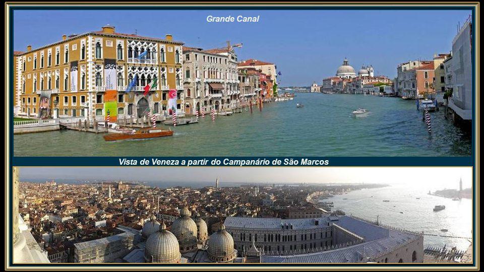 Grande Canal e comércio