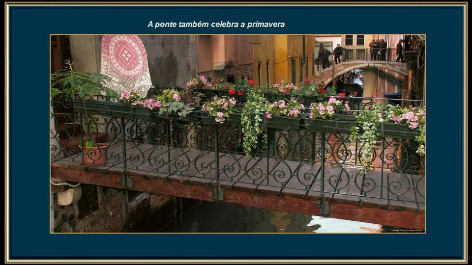 Primavera em Veneza