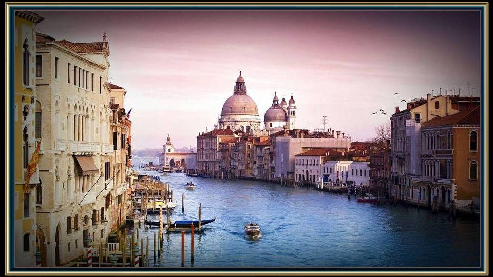 Canaletto- Palacio Ducal, Catedral de S. Marcos, Piazza e Piazzetta em finais do Século XVIII