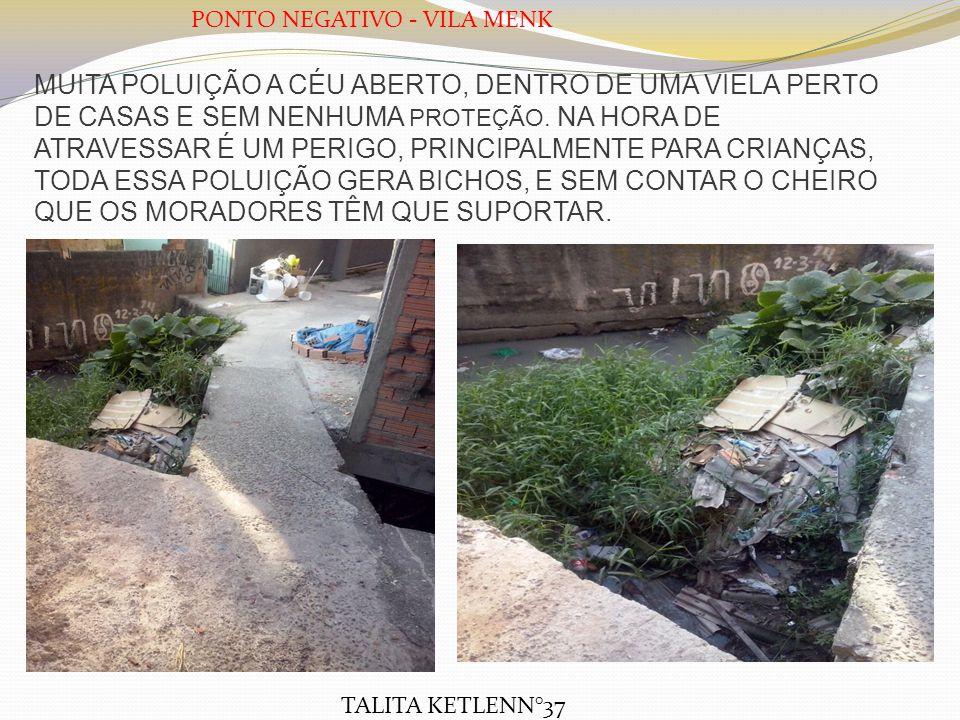 MUITA POLUIÇÃO A CÉU ABERTO, DENTRO DE UMA VIELA PERTO DE CASAS E SEM NENHUMA PROTEÇÃO.