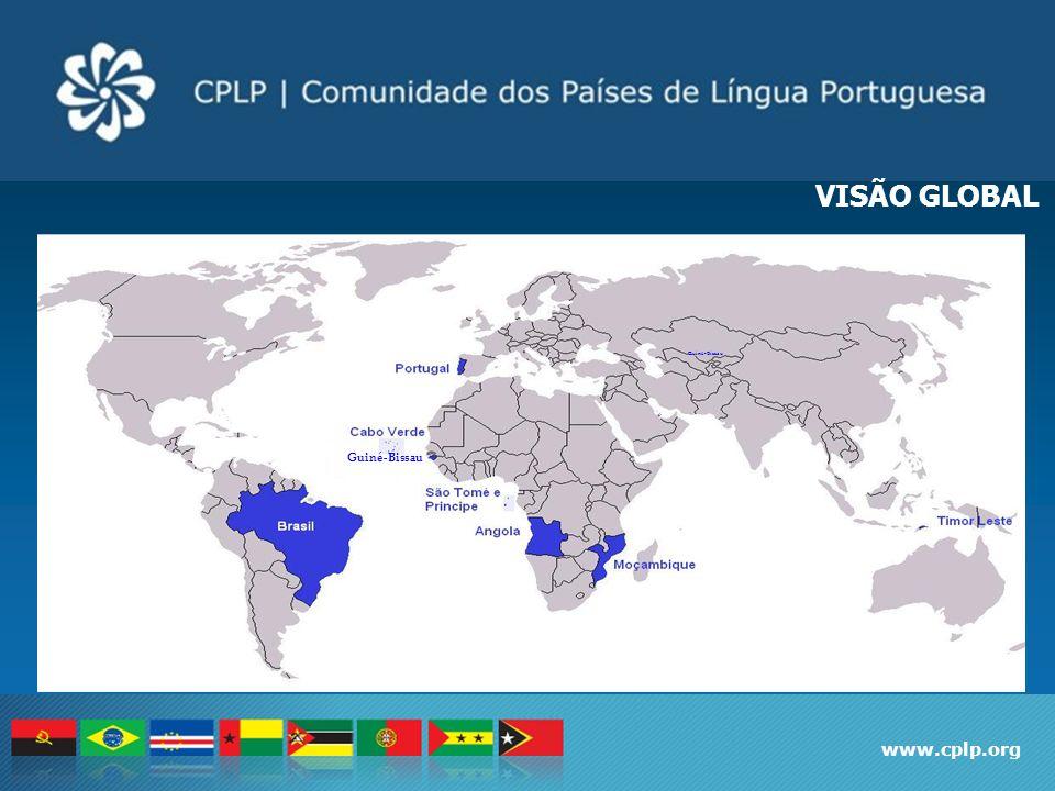 Guiné-Bissau Guiné-Bissau VISÃO GLOBAL www.cplp.org