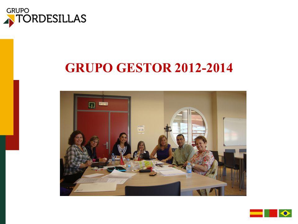 GRUPO GESTOR 2012-2014