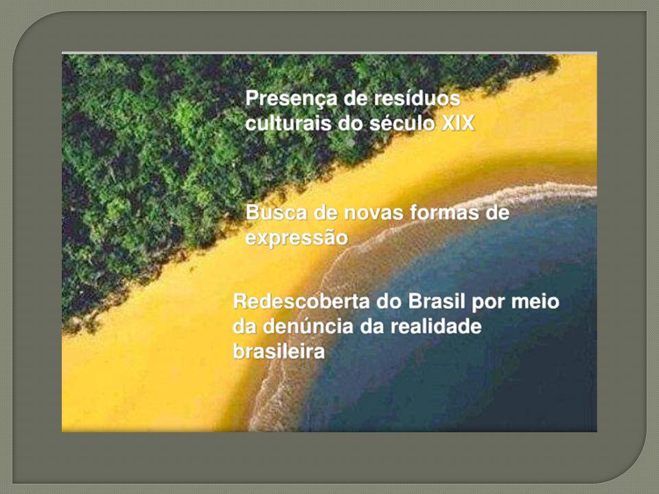  Paródia da ideia romântica de Brasil. Quixotismo patriótico.