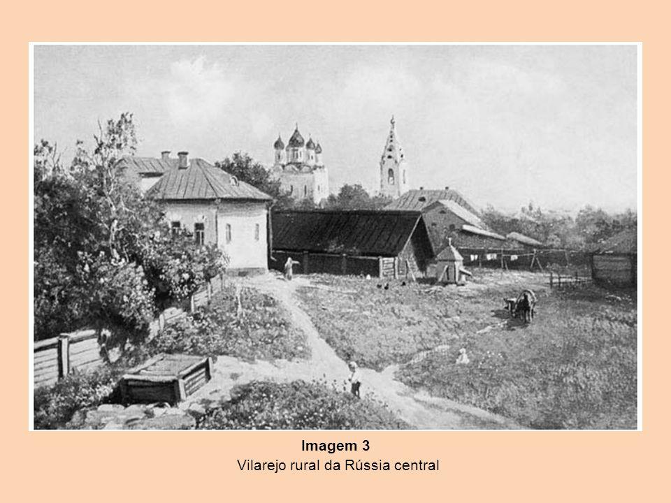 Imagem 3 Vilarejo rural da Rússia central
