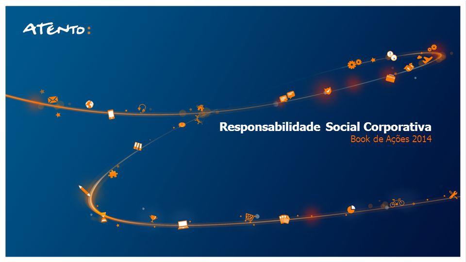 Responsabilidade Social Corporativa Book de Ações 2014
