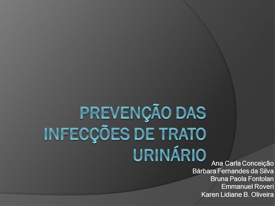 Ana Carla Conceição Bárbara Fernandes da Silva Bruna Paola Fontolan Emmanuel Roveri Karen Lidiane B. Oliveira