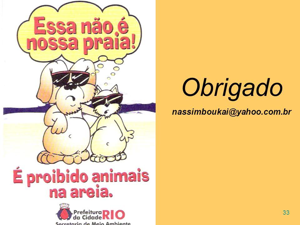 33 Obrigado nassimboukai@yahoo.com.br