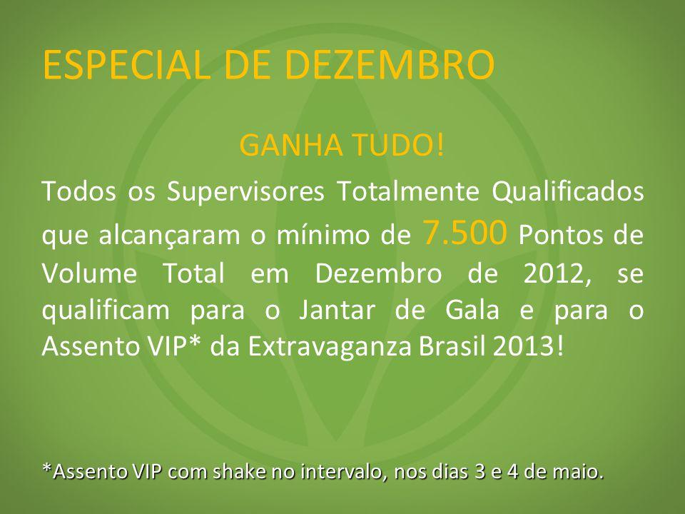 ESPECIAL DE DEZEMBRO GANHA TUDO.