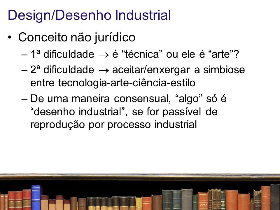 Conceito jurídico Forma plástica ornamental de um objeto (design de produto)...