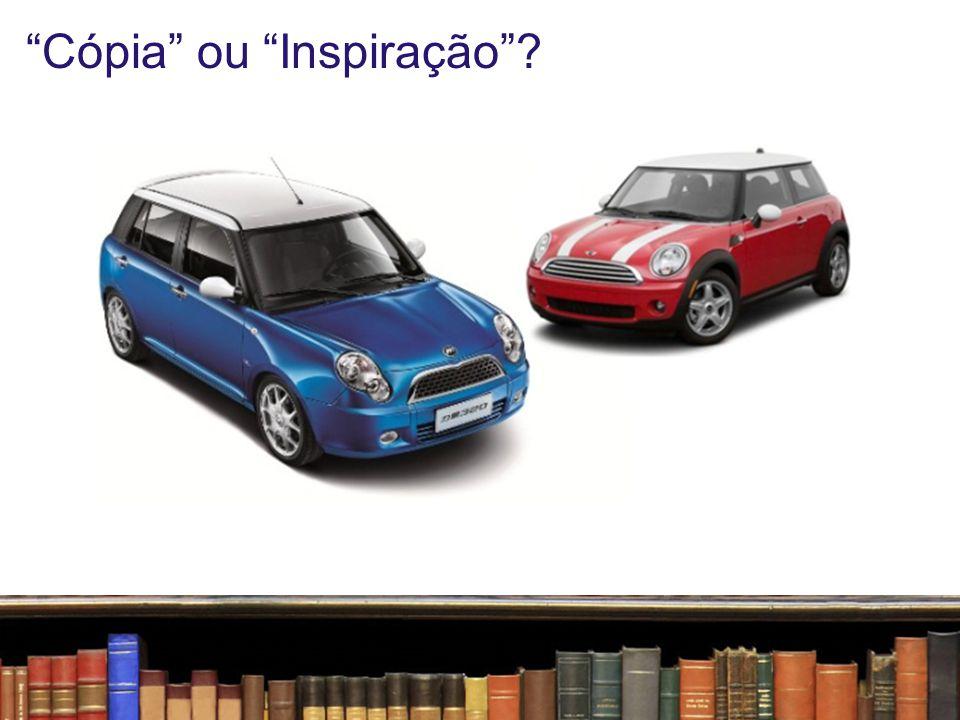 """""""Cópia"""" ou """"Inspiração""""?"""