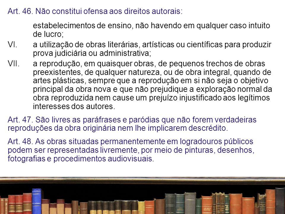 Aula n.º 03 Parte I. Direitos Autorais dos Programas de Computador