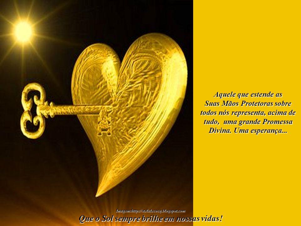 Imagem:http://rioforpartiers.com/Fotos/500/cristo.jpg Que o Sol sempre brilhe em nossas vidas! O Cristo Redentor, o mais conhecido e impor- tante símb