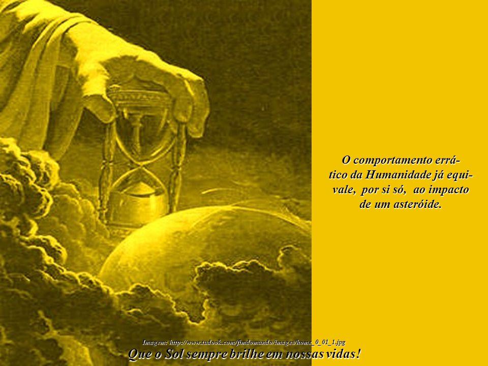 Postulamos, nestas Mensagens, que a data de 21/12/2012, Solstício de Verão para o hemisfério sul, poderá representar uma grande mu- dança na consciênc