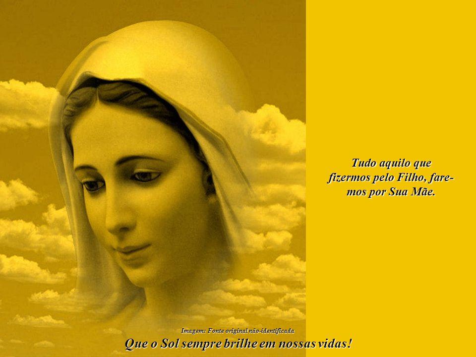 O sofrimento e a dor de Maria, tão expressivamente captados na escultura de Mi- chelangelo, não teriam mais significado algum? Imagem: Pietá – Michela