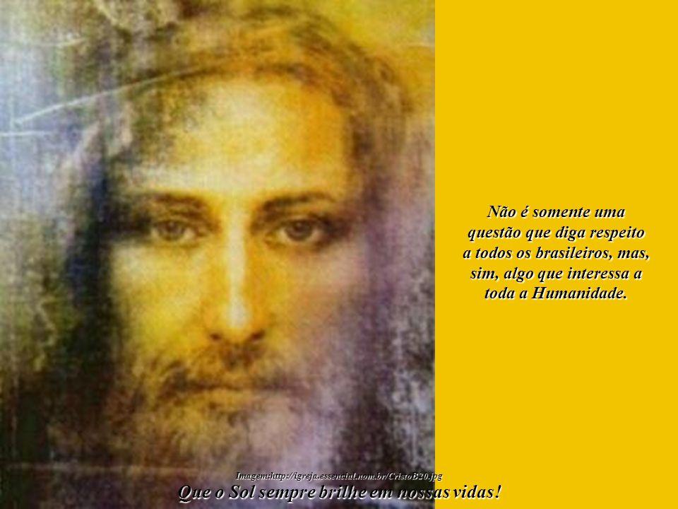 O grande exemplo vem do próprio Jesus Cristo, que, em meio a um grande sofrimento, pediu ao Pai que perdoasse os seus carrascos, pois estes não saberi
