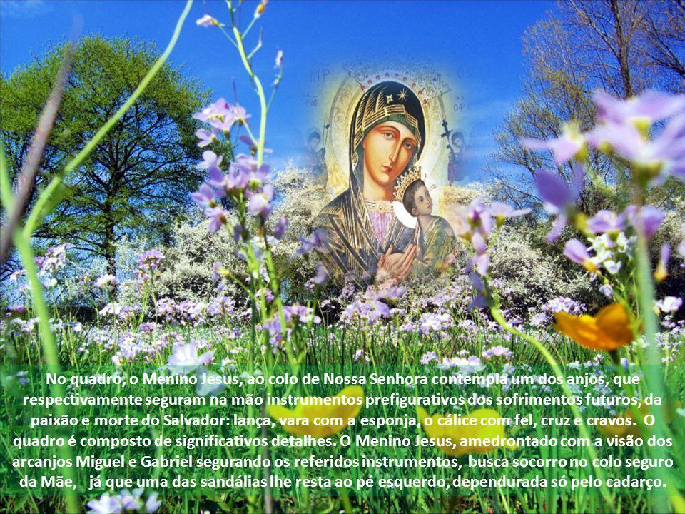Pouco se sabe a respeito da autoria artística do quadro de Nossa Senhora do Perpétuo Socorro, apesar de conhecidíssimo pelos católicos do mundo inteiro.