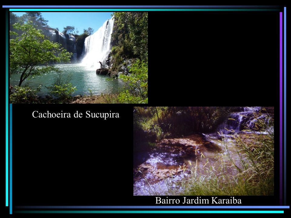 Cachoeira de Sucupira Bairro Jardim Karaiba