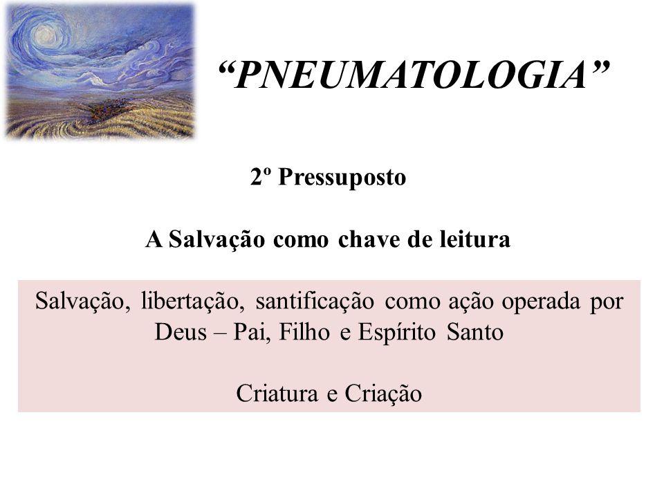 Perguntas teológicas  Que importância tem para a fé cristã o estudo da pneumatologia.