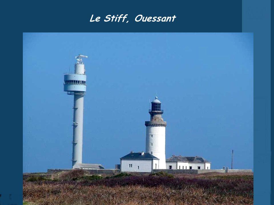 Le Stiff, Ouessant