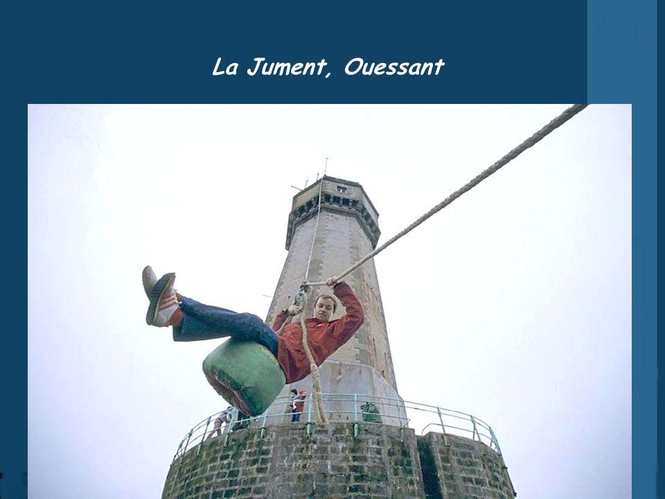 La Jument, Ouessant