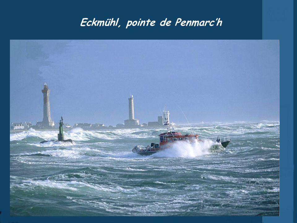 Eckmühl, pointe de Penmarc'h