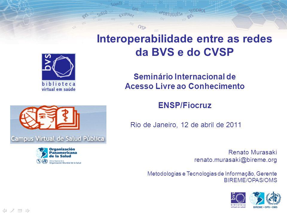 Ampliar a interoperabilidade Recurso Educacional