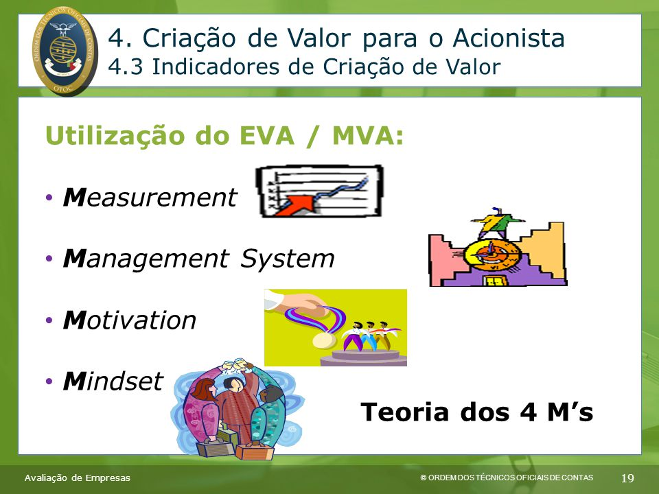 © ORDEM DOS TÉCNICOS OFICIAIS DE CONTAS 19 4.