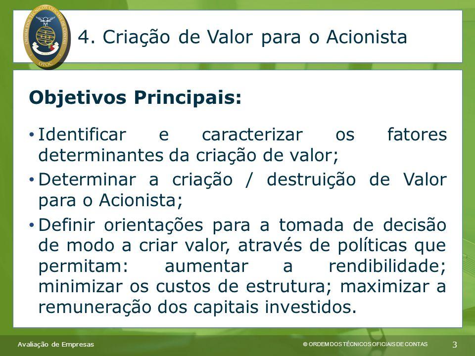 © ORDEM DOS TÉCNICOS OFICIAIS DE CONTAS 14 4.