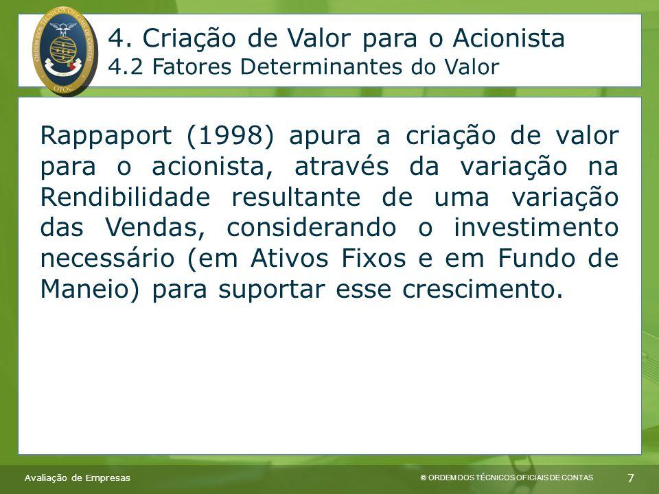 © ORDEM DOS TÉCNICOS OFICIAIS DE CONTAS 18 4.