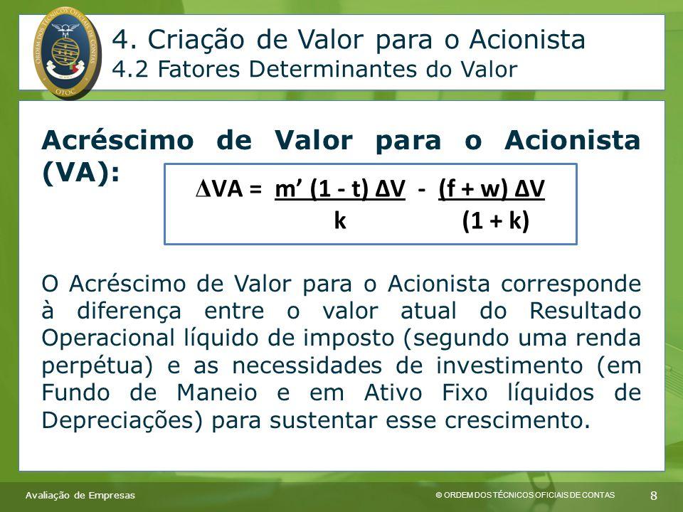 © ORDEM DOS TÉCNICOS OFICIAIS DE CONTAS 8 4.