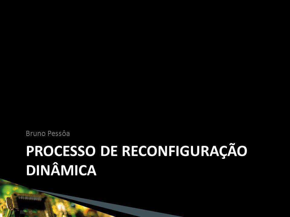 PROCESSO DE RECONFIGURAÇÃO DINÂMICA Bruno Pessôa