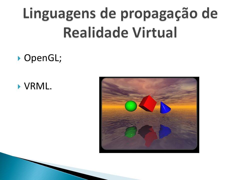  OpenGL;  VRML.