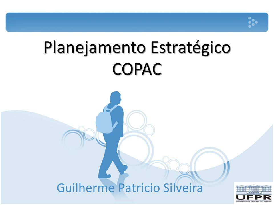 Planejamento Estratégico COPAC Guilherme Patricio Silveira