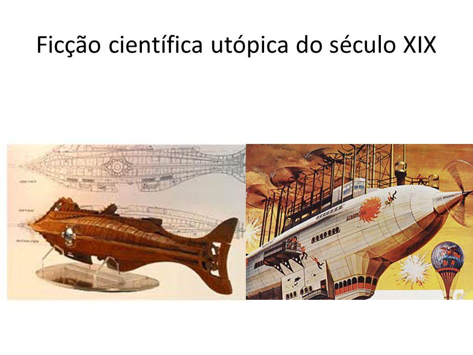 Ficção científica utópica do século XIX