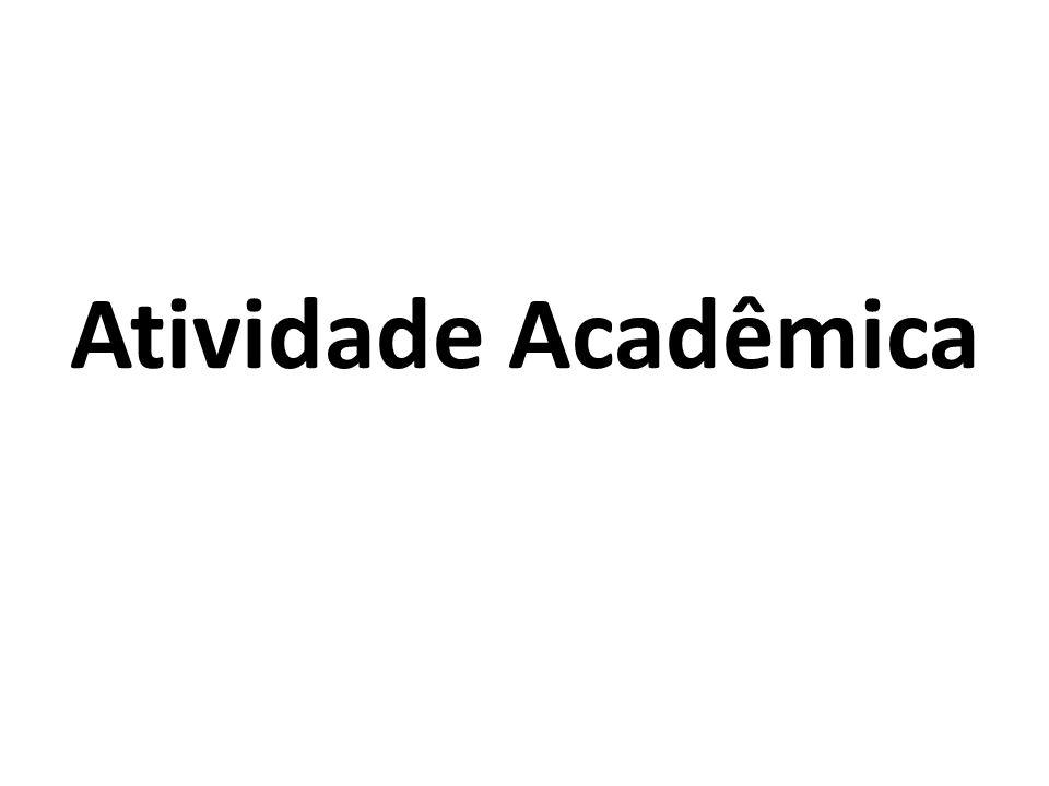 Atividade Acadêmica