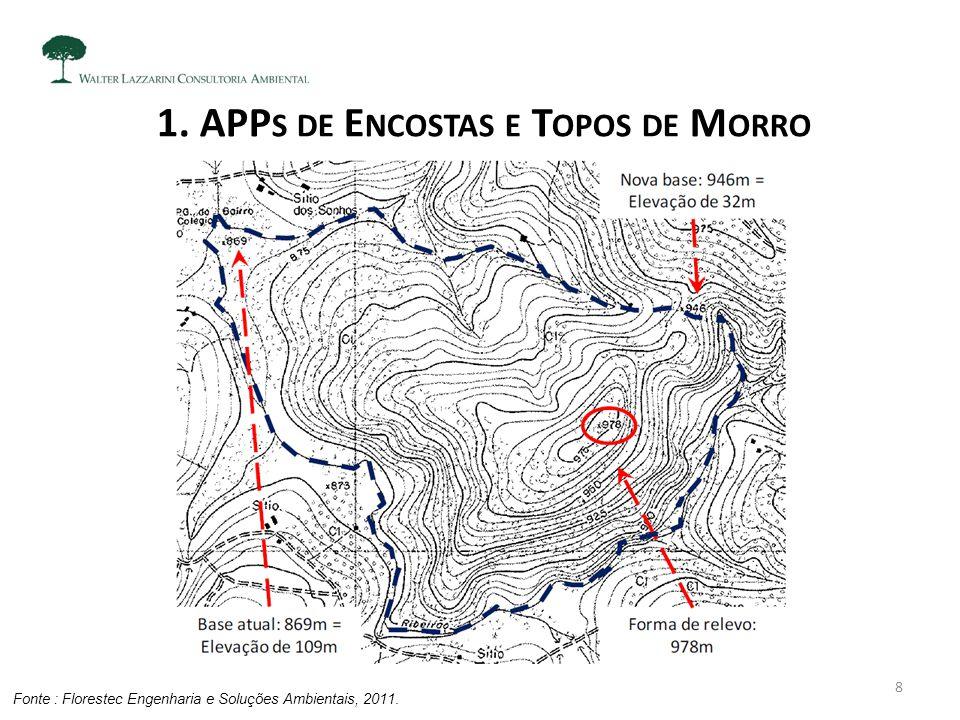 Fonte : Florestec Engenharia e Soluções Ambientais, 2011. 8