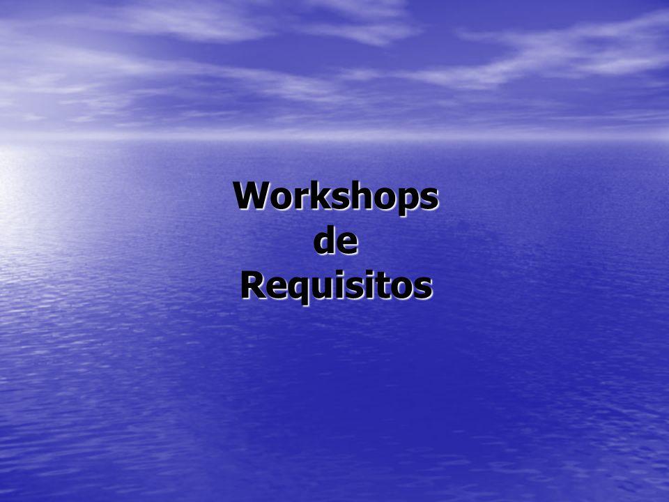 Workshops de Requisitos