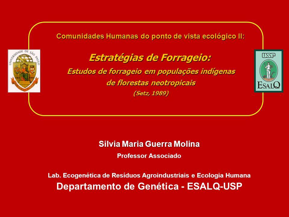 Luiz Eduardo Chimello de Oliveira Título: Análise das Estratégias de Pesca de Pescadores Artesanais de São Sebastião sob a ótica da Teoria do Forrageio Ótimo.