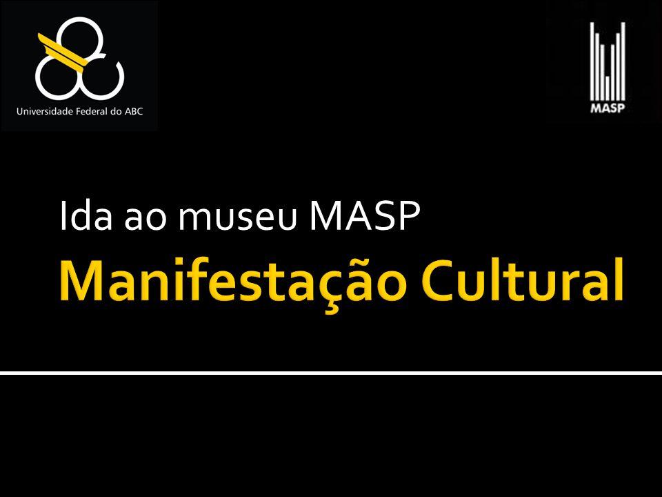 Ida ao museu MASP