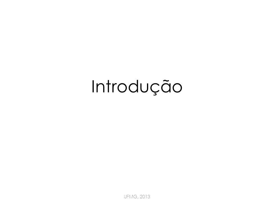 Introdução UFMG, 2013