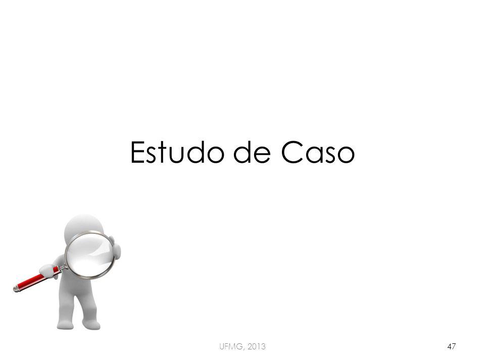 Estudo de Caso UFMG, 201347