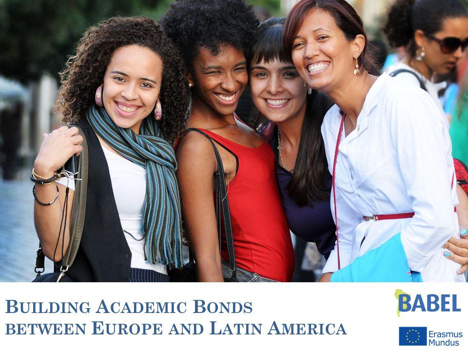 O QUE É O PROGRAMA E RASMUS M UNDUS Um programa de cooperação e mobilidade na área de educação superior financiado pela Comissão Europeia e implementado pela Agência Executiva para a Educação, o Audiovisual e a Cultura (EACEA).