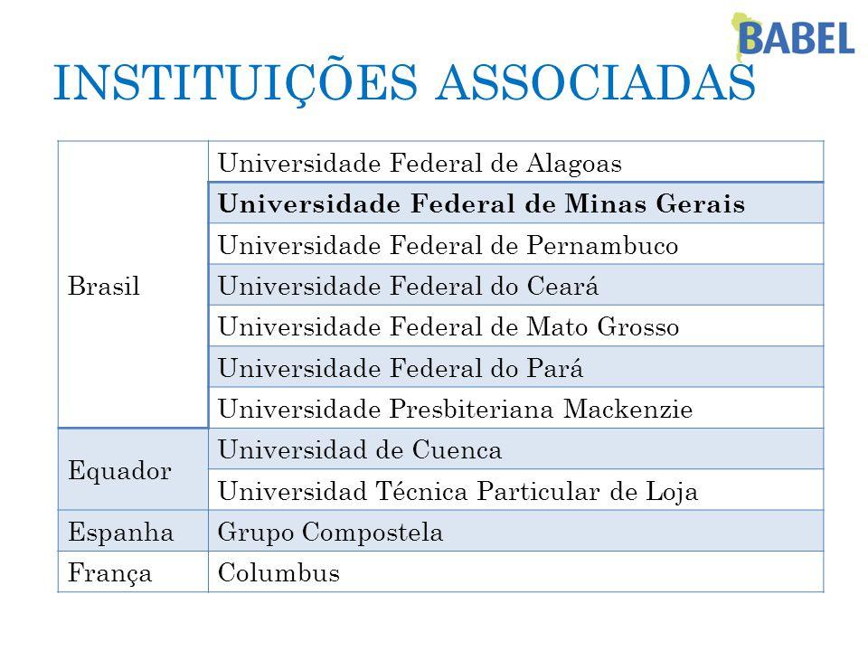 Taxas de matrícula (se aplicável na instituição de acolhimento) A POIOS FINANCEIROS Seguro de saúde, acidentes e viagem (diretamente pago pela coordenação)