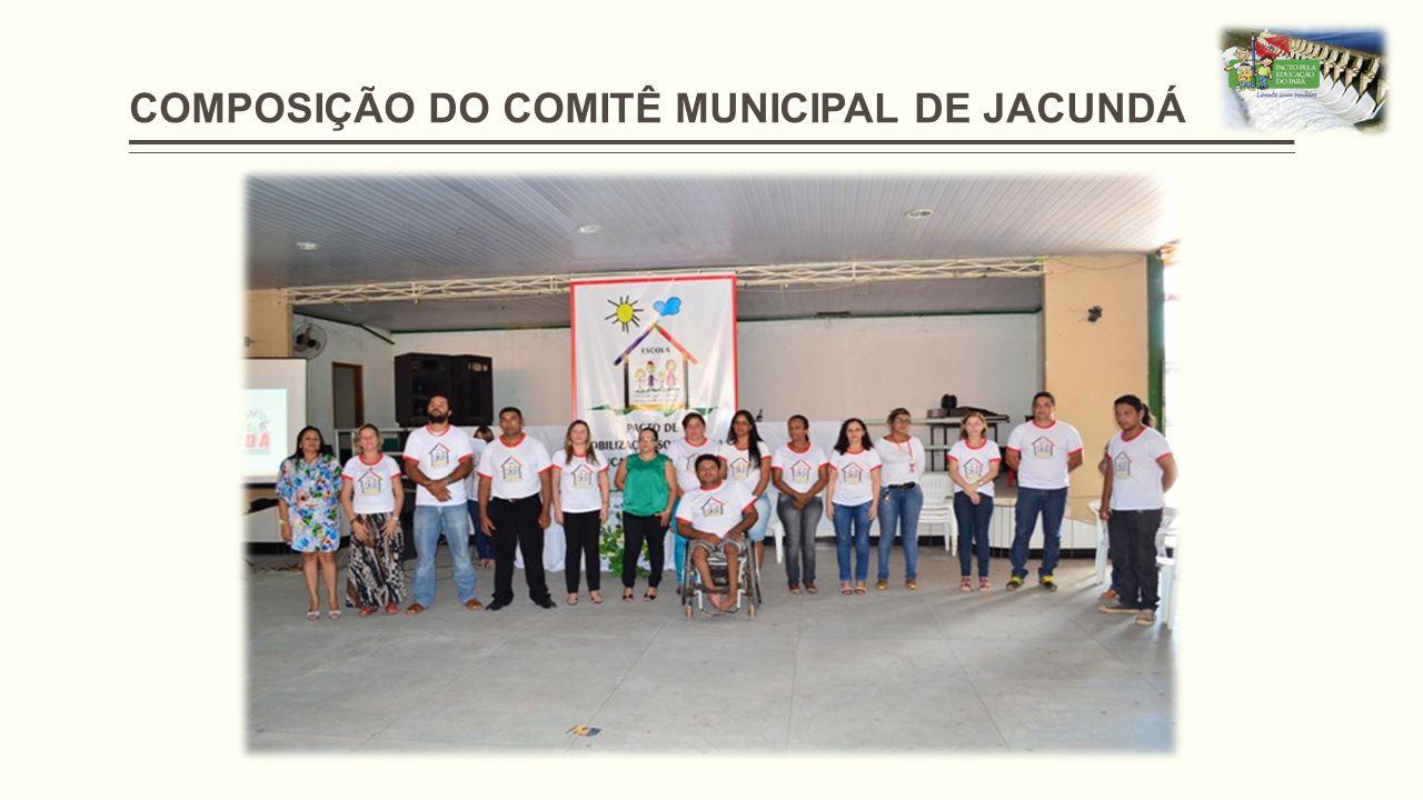 COMPOSIÇÃO DO COMITÊ MUNICIPAL DE JACUNDÁ