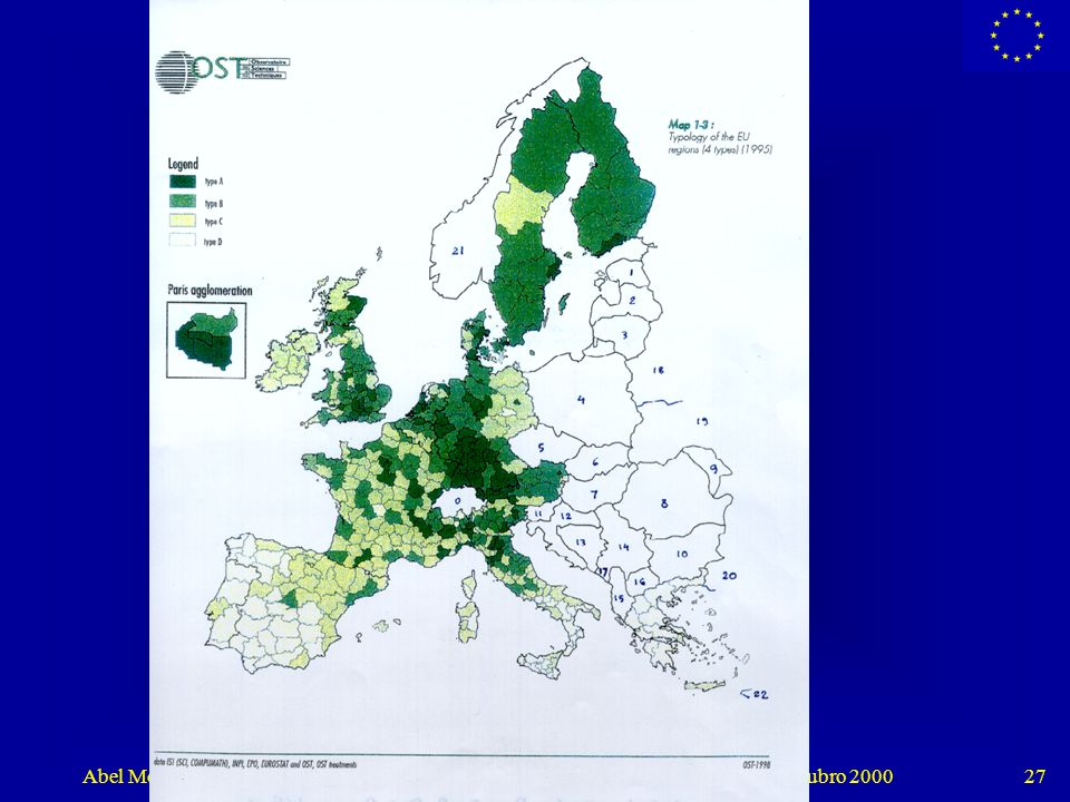 Abel Moreira Mateus, Portugal: Convergência Real para a União Europeia - Outubro 2000 27